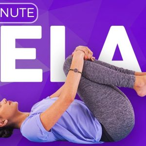 20 minute Yin Yoga for Relaxation 💙 Release Stress & CALM Down