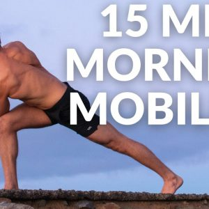 15 Minute Morning Mobility Routine | Yoga With Tim