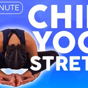 15 minute Super Chill Yoga Stretches for Relaxation | Sarah Beth Yoga