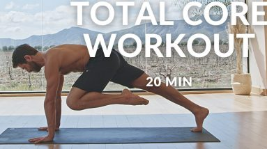 20 Min Total Core Workout | Yoga With Tim