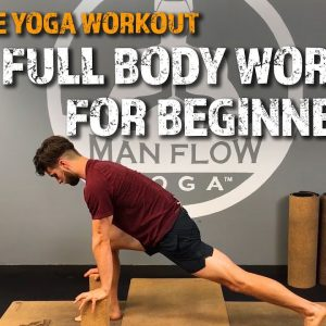 20 Minute Yoga | Full Body Workout for Beginners