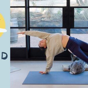 Day 26 - Expand |  BREATH - A 30 Day Yoga Journey