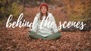 How We Create our Meditation Videos | Behind the Scenes