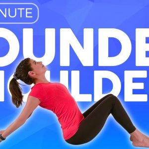 15 minute MOBILITY Yoga for Posture, Upper Back Pain & Fix Rounded Shoulders