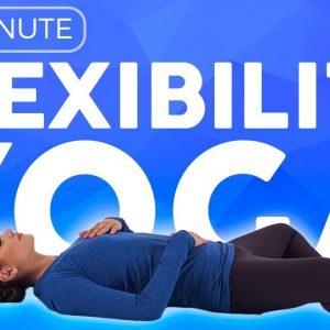 15 minute Yoga Stretches for Hamstrings, Inner Thighs & Lower Back Flexibility