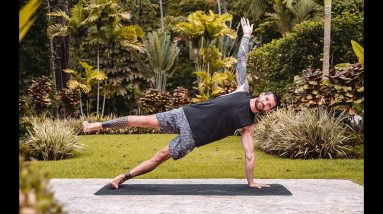 Slow and Strong Vinyasa Flow Yoga | Breathe and Flow Yoga