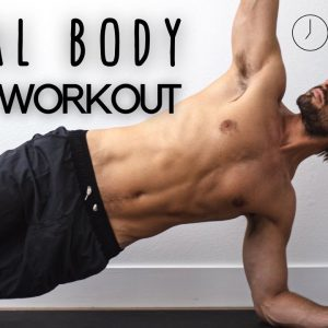 Total Body Yoga Workout - Morning Flow for Strength & Mobility | Yoga with Tim