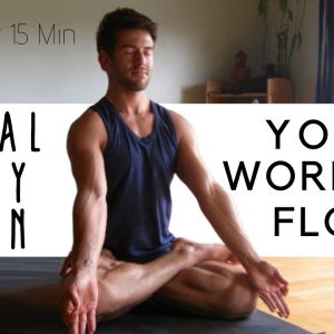 The Total Body Burn Yoga Workout Full Body Flow | Yoga With Tim