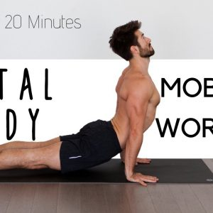 Total Body Yoga Workout Full Body Mobility Flow | Yoga With Tim