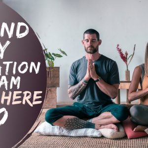 How to Be Advanced in Yoga | Day 0 EXPAND Breathe and Flow Guided Meditation Program