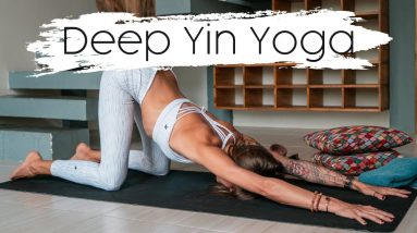 Yin Yoga for Full Relaxation Chill Mode | Breathe and Flow Yoga
