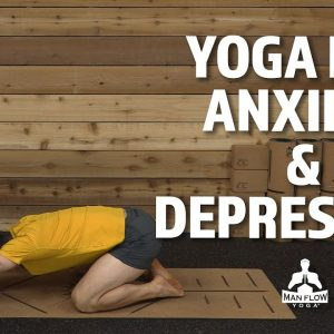 Yoga for Anxiety | How to Deal With Anxiety and Depression With Yoga