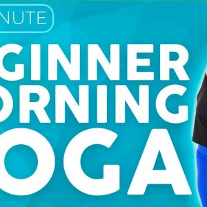 Yoga for Beginners MORNING | Simple Yoga Stretches to Wake Up