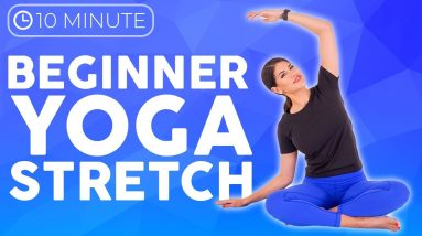 Yoga for Beginners STRETCH | Easy Yoga for Complete Beginners