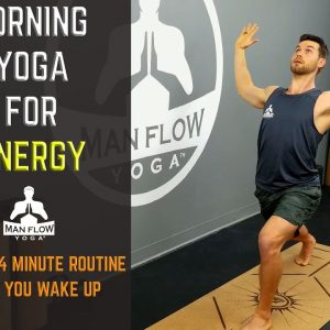 10 Minute Morning Yoga for Energy | Do This Quick Routine When You Wake Up