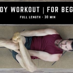 Full Body Yoga Workout for Beginners | No Flexibility Required! | Full Length - 30 min