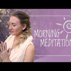 Quick 10 Minute Morning Meditation To Kick Start Your Day - Use it DAILY! (10-min)