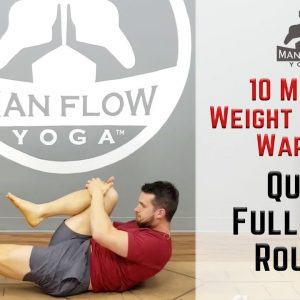 10 Minute, Weight Training Warm Up |  Quick Full-Body Routine