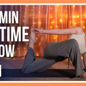 15 min Evening Yoga – Day #27 (YOGA FOR SORE MUSCLES)
