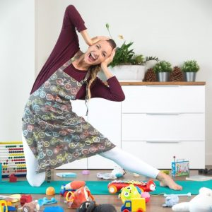 20 Minute Morning Yoga For Busy Moms
