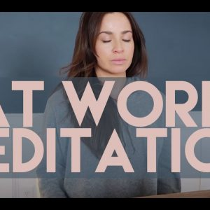 7 Minute At-Work Guided Meditation