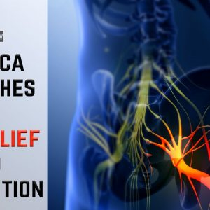 Sciatica Stretches for Pain Relief and Prevention | Yoga for Sciatic Nerve Pain