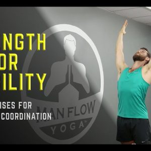 Strength for Stability - Exercises for Balance and Coordination - FULL WORKOUT!  #yogaformen