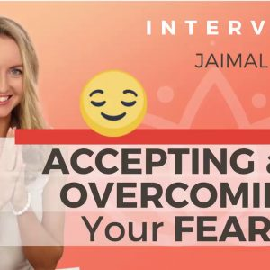 Ep 124 Sivana Podcast: Accepting & Overcoming Our Fears w/ Jaimal Yogis | Yoga Podcast