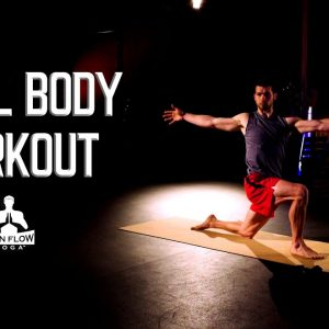 Total Body Workout | Balance Exercises Along with Yoga for Mobility and Strength |#yogaformen