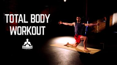 Total Body Workout   Balance Exercises Along with Yoga for Mobility and Strength  #yogaformen