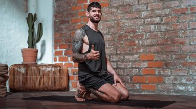 Basic Toe Mobility Routine | Breathe and Flow Yoga