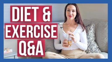 COFFEE CHAT - Diet, Exercise, Weight Loss and Body Image Q&A (Part 4)