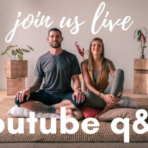 Coffee Chat with Bre & Flo | May Live Q&A Session | Breathe and Flow Yoga