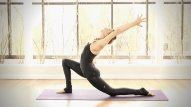 Connect With Intuition: A Gentle Vinyasa Yoga For Intuition