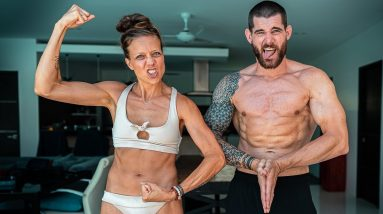 Do you even lift? Yoga and weight lifting!