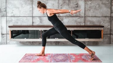 Easy On The Wrists Yoga Flow - Wrist Free Class | Breathe and Flow Yoga
