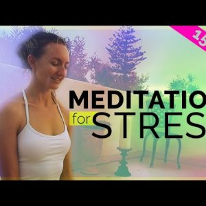 Easy & Quick Meditation for Stress Relief and Anxiety (15-min)