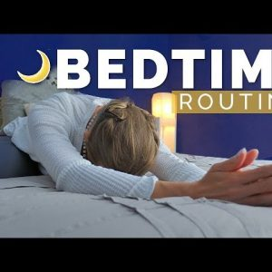 Easy 10 Minute Bedtime Yoga Routine in Bed for Total Beginners | Nighttime Yoga Practice