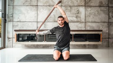 Effective Routine for Healthy Shoulders