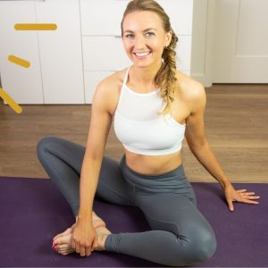 Gentle Morning Yoga For Beginners: A Full Body Stretch