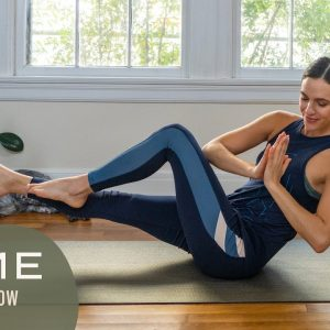 Home - Day 13 - Grow  | 30 Days of Yoga With Adriene