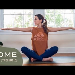 Home - Day 17 - Synchronize  |  30 Days of Yoga With Adriene