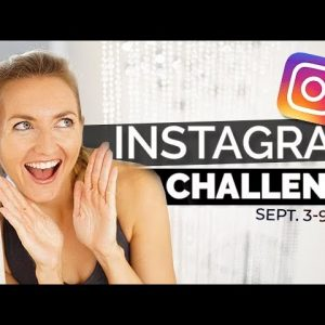 How to do Instagram Challenge | Our Yoga Instagram Challenge 2018
