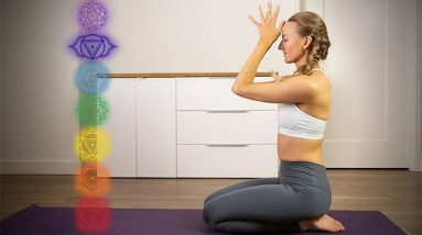How to Write Resolutions Using The Chakras (+Yin Yoga Poses)