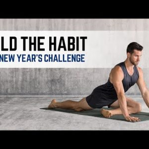 Join The MFY New Year's Challenge- Build The Habit
