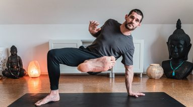 Movement Routine to Get Better at Anything | Breathe and Flow Yoga