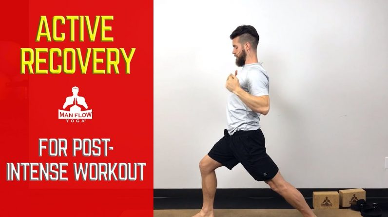 What's the Best Muscle Recovery Routine After a High Intensity Workout? | Active Recovery!