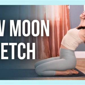 New Moon Yoga - Slow Flow Stretch To Set Intentions