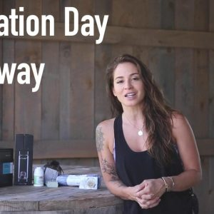 Relaxation Day Giveaway
