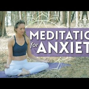 Grounding Meditation for Anxiety (Beginners, Empaths, Panic Attacks) - Day 11